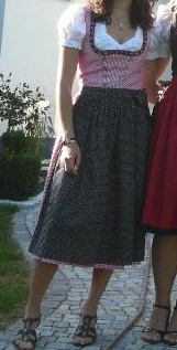 Schickes Dirndl