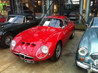 ALFA ROMEO Giulia TZ1