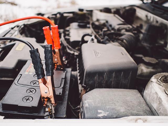 Bild Autobatterie