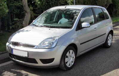 FORD Fiesta 5