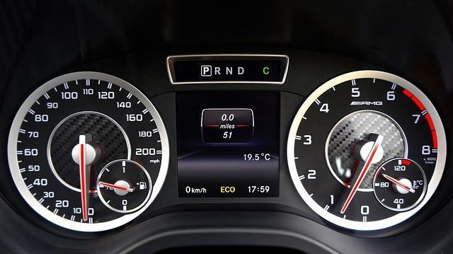 Bild Autouhr