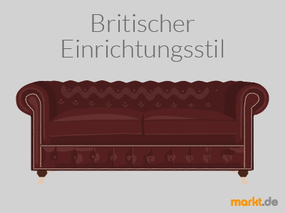 wohnen wie die briten englischer einrichtungsstil dank chesterfield sofa co. Black Bedroom Furniture Sets. Home Design Ideas