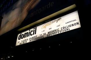 Spielstätte für Jazz und aktuelle Musik in Dortmund: das domicil