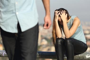 Es kann viele verschiedene Gründe haben, warum Beziehungen scheitern.