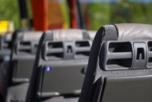 Bild Sitze im Bus