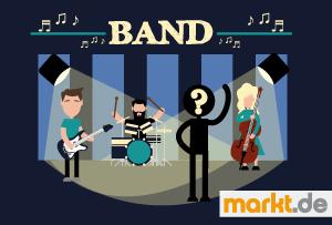 Infografik Band