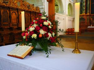 Bild kirchliche Trauung