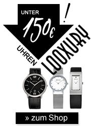 Looxury - Ihr Online-Shop für Uhren
