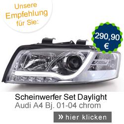 Audi Scheinwerferset