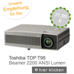 Beamer Toshiba