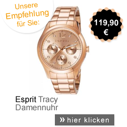 Esprit Tracy Damenuhr