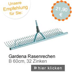 Gardena Rechen