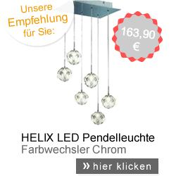 Helix Pendelleuchte
