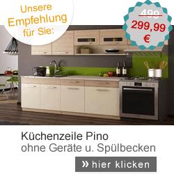 Küchenzeile Pino