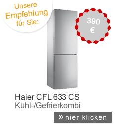 Kühlschrank Haier CFL