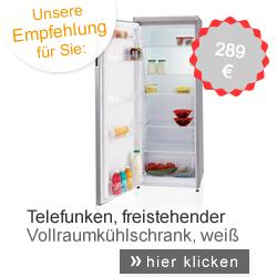 Kühlschrank Telefunken