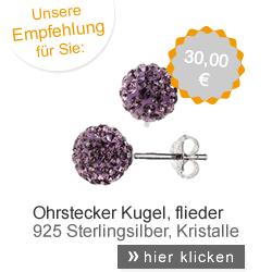 Ohrstecker Kristalle