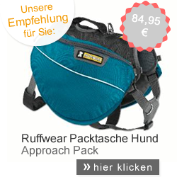 Ruffwear Packtasche Hund