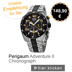Perigaum Adventure Herrenuhr