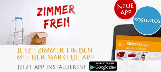 Kaufen und verkaufen mit der markt.de App