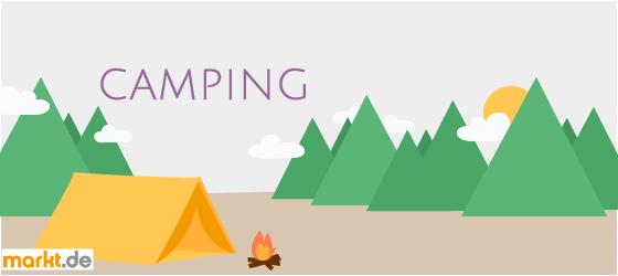 Alles für's Camping