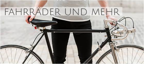 Fahrräder und mehr