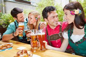 Oktoberfest 2016: Flirten und Bier nicht die wichtigsten Gründe für ...
