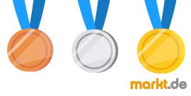 Bild drei Medaillen