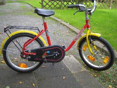 Kinderrad Kleinanzeige - Fahrräder zu verkaufen