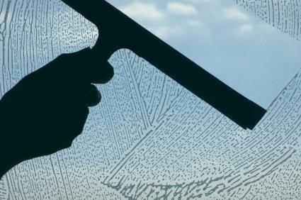 Fensterputzen Reinigung