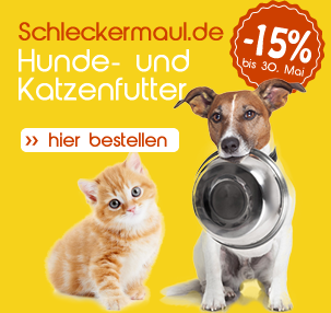 Schleckermaul.de - Futter fr Hund und Katze