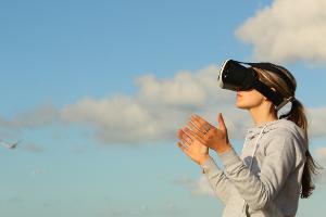 Bild VR Brille