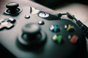 Bild Xbox One in Nahaufnahme