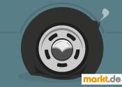 Bild Reifenpanne vermeiden