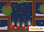 Grafik Weihnachtsdeko