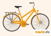 Grafik Trekking Fahrrad