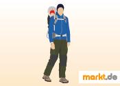 Grafik Wandern mit Kind