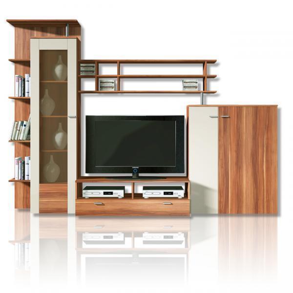 Schrankw nde kaufen und verkaufen for Wohnzimmer schrankwand modern