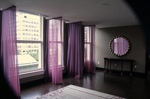 einrichten in beruhigenden lilatönen: gute laune für wohnzimmer ... - Wohnzimmer Grau Beere
