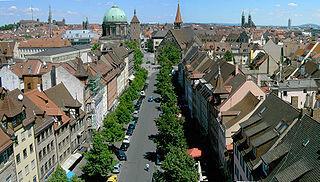 Nürnberg - Größte Stadt in Mittelfranken