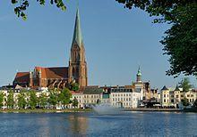 Schwerin - Dom und Altstadt