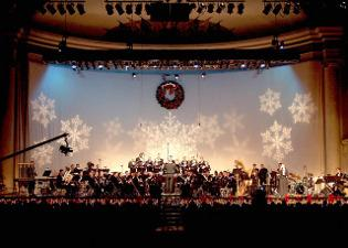 Bild von einem Konzert