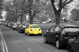 Bild von einem Auto