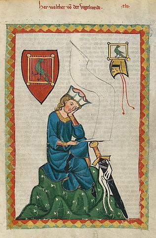 Walther von der Vogelweide - Gedichte für die Liebe