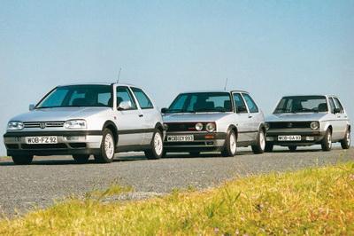 VW Golf Bild