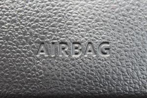 Bild Airbag Symbol Sicherheit im Auto