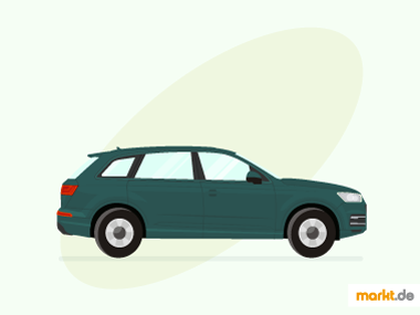 Grafik Audi Q7