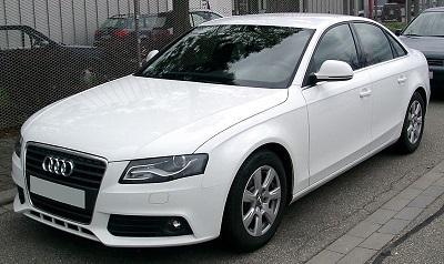 Audi A4 Bild