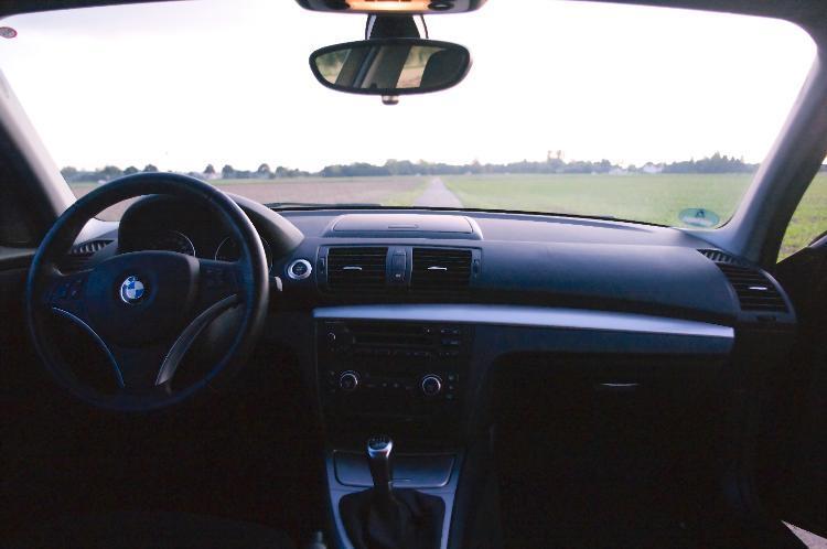 Bild BMW 1er Innenausstattung