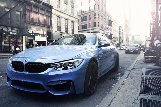 Bild BMW sportlich und elegant